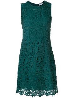 кружевное платье мини  Blugirl
