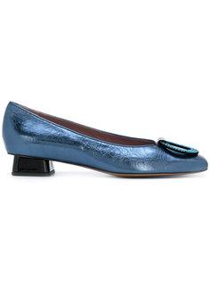 декорированные туфли Rayne