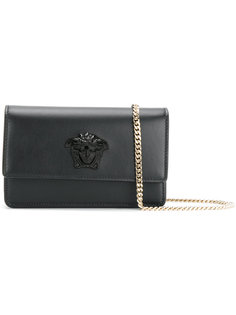 сумка через плечо на цепочке Versace