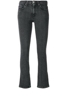 укороченные джинсы клеш  Iro