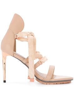 Essence lace up sandal GINGER & SMART