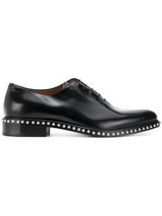 туфли оксфорды с заклепками Givenchy