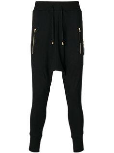 брюки с заниженной проймой Unconditional
