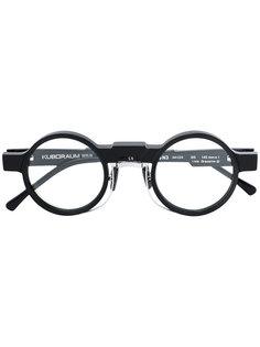 round frame sunglasses Kuboraum