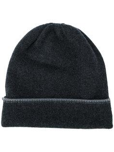 трикотажная шапка с заворотом Danielapi