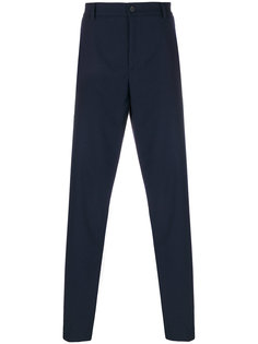 брюки стандартной посадки Giorgio Armani