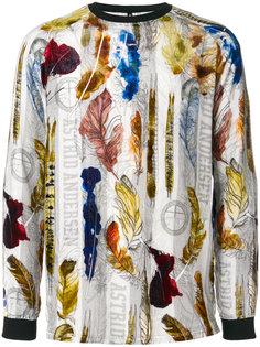 printed sweatshirt Astrid Andersen