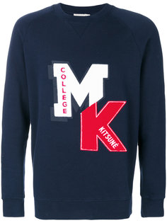 logo sweatshirt  Maison Kitsuné