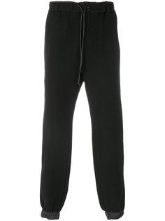 брюки на шнурке Sacai