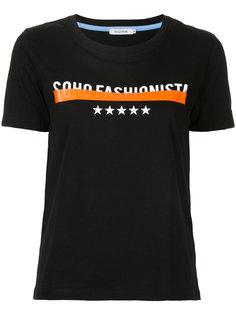 футболка с принтом Guild Prime