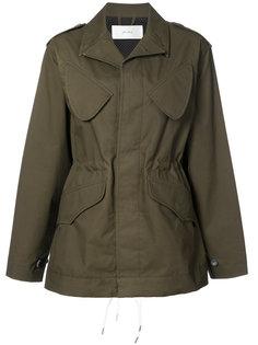куртка в стиле милитари Julien David