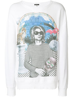 толстовка Kurt Cobain  R13