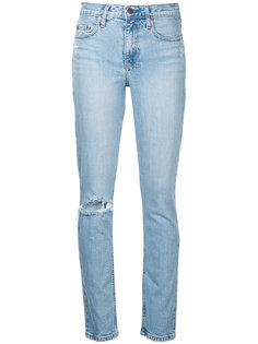 True Jean Ankle Remixed jeans  Nobody Denim
