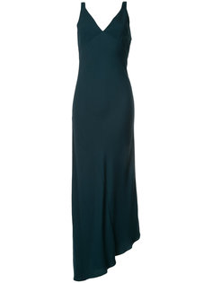 асимметричное платье макси  GINGER & SMART