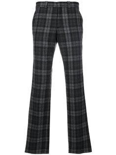 брюки в шотландскую клетку Pringle Of Scotland