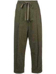 брюки с завышенной талией Ys Y`s