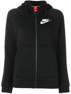 толстовка на молнии с капюшоном Nike