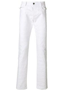 вощеные джинсы кроя слим Unconditional