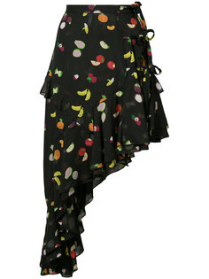 fruit print skirt Sandy Liang