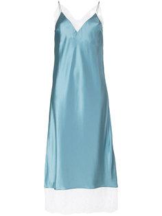платье с кружевной отделкой  Walk Of Shame