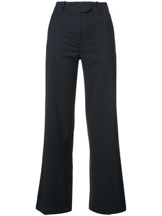 glitter side stripe trousers Mira Mikati