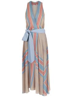 printed silk dress Giuliana Romanno