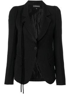 приталенный пиджак Ann Demeulemeester
