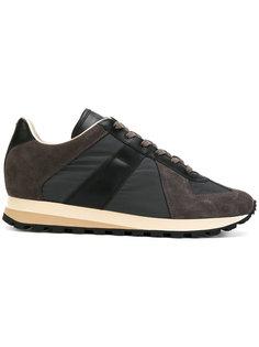 кроссовки с контрастными панелями Maison Margiela