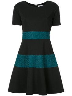 платье с трикотажной панелью Guild Prime