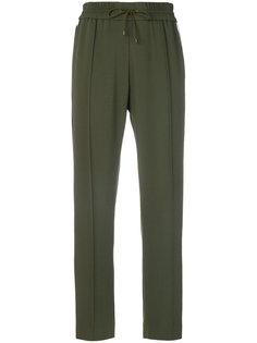 спортивные брюки с полосками  Kenzo