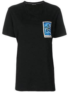 embroidered T-shirt Each X Other