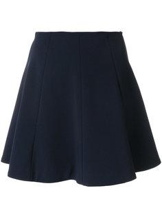 А-образная юбка со вставками  Dondup