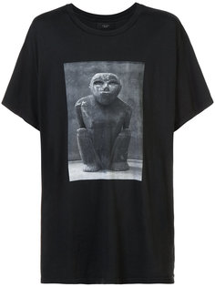 sculpture print T-shirt Amiri