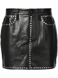 studded mini skirt Frame Denim