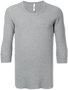 футболка в рубчик Attachment
