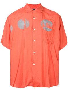 faded dots print shirt Comme Des Garçons Homme Plus