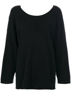 свитер со складками  N.Peal