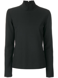 пуловер с отворотом  MSGM