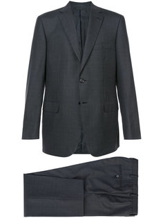 two piece suit Brioni
