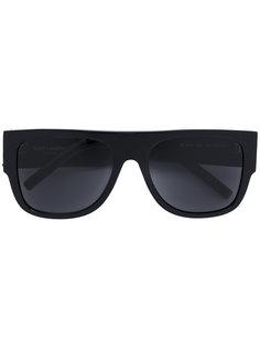 квадратные солнцезащитные очки Saint Laurent Eyewear