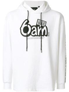 6AM drawstring hoodie Blood Brother