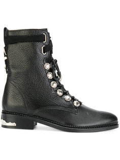 lace-up boots  Toga Pulla