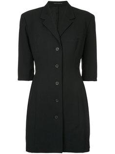 three-quarter length sleeve jacket Yohji Yamamoto Vintage