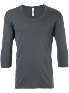 футболка с укороченными рукавами Attachment