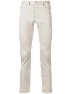 зауженные брюки кроя слим Attachment