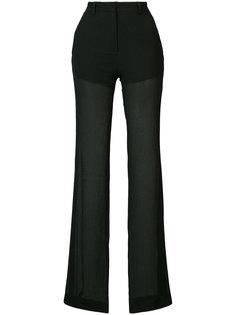 semi-sheer trousers Vionnet