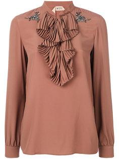 блузка с оборками  Nº21
