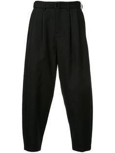 укороченные брюки Kazuyuki Kumagai