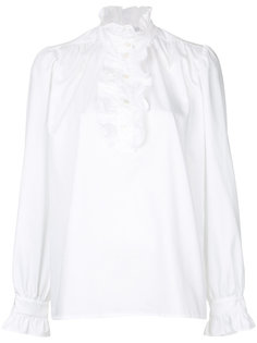 рубашка с оборкой Meredith Stella McCartney