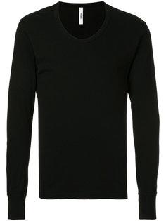 футболка с длинными рукавами Attachment